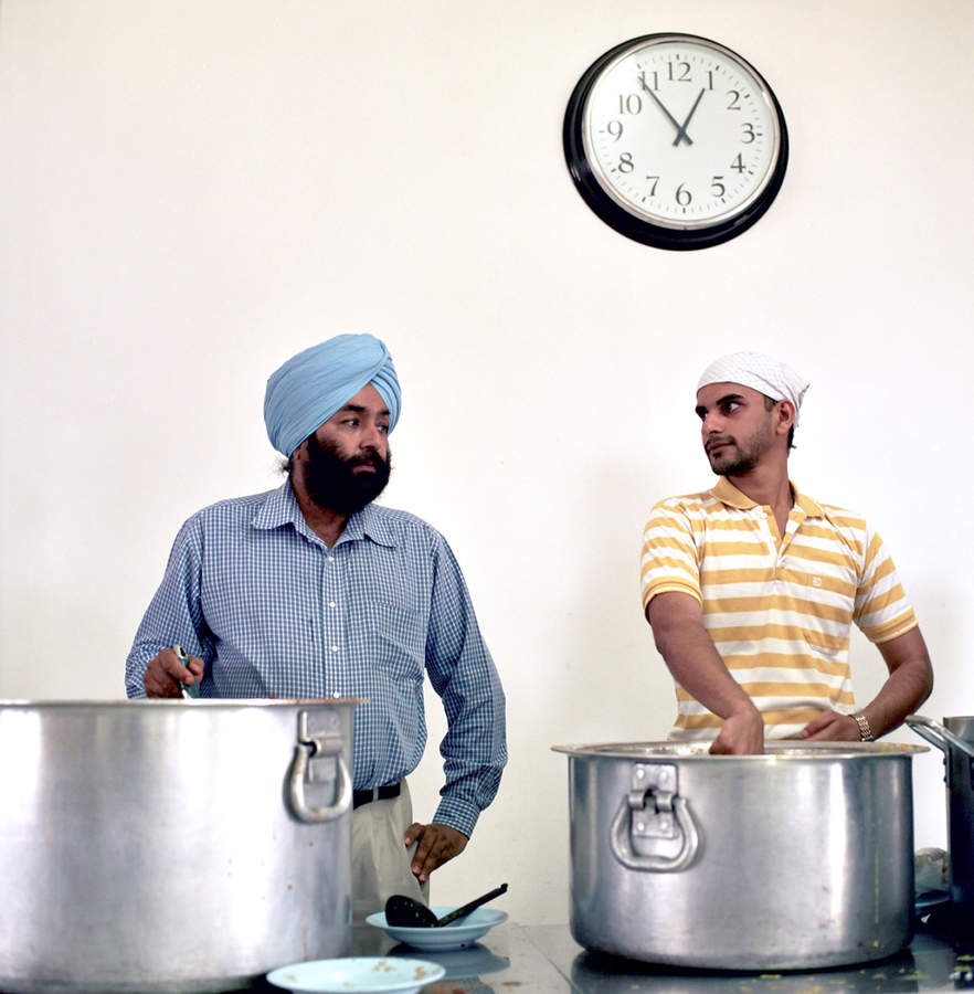Perth Sikh Gurdwara by Sonal Kantaria
