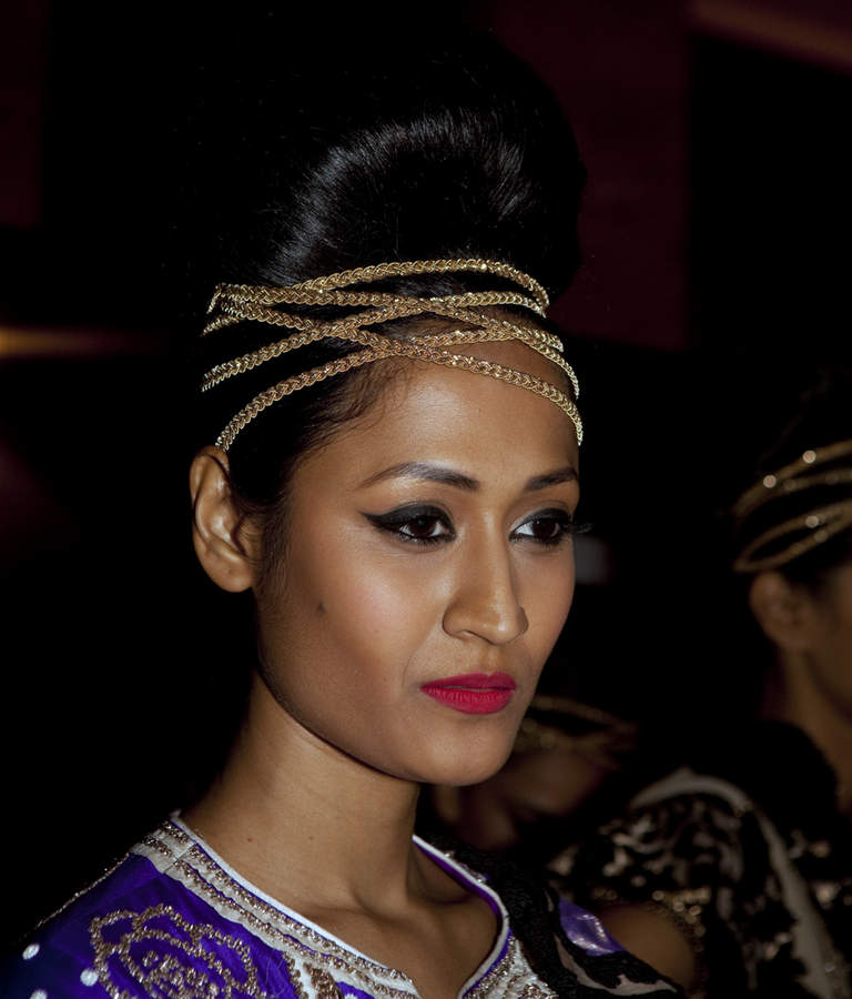 Lakme Fashion Week, 2012.