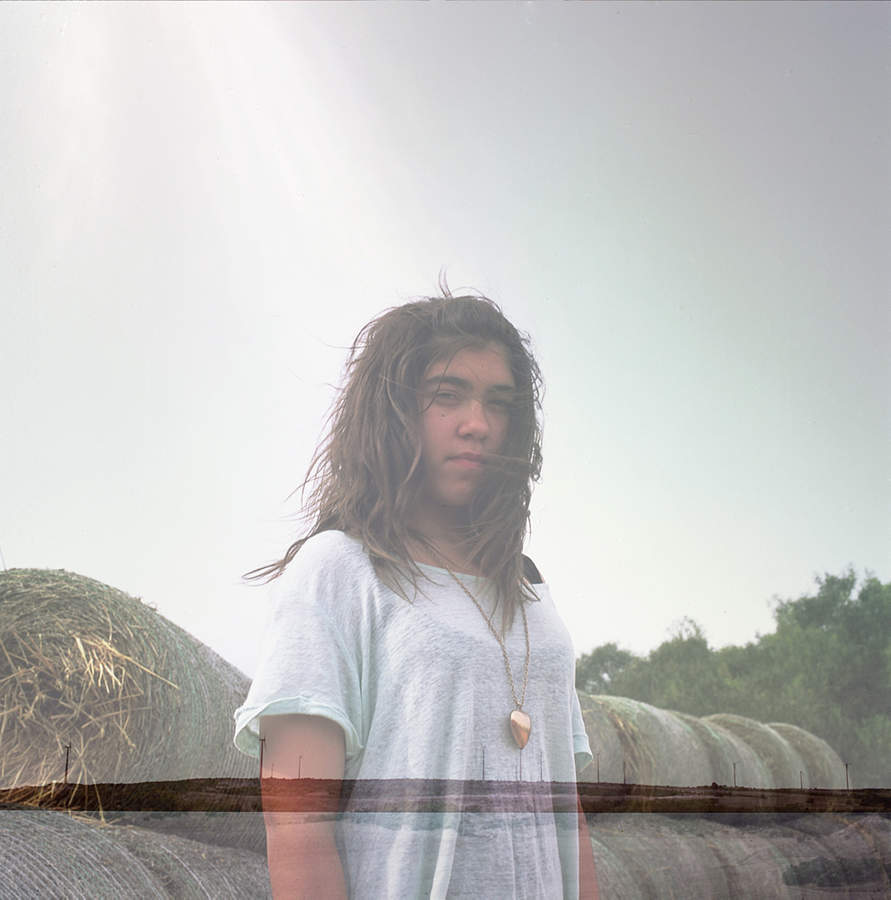Lily from the series Aboriginal Teenagers by Sonal Kantaria