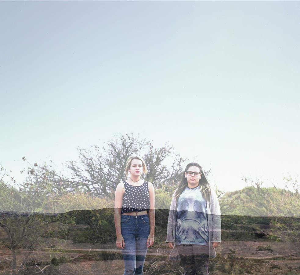 Nykita and Skylah from the series Aboriginal Teenagers by Sonal Kantaria