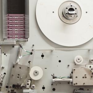 Blank Tape: FilmVinyl Factory